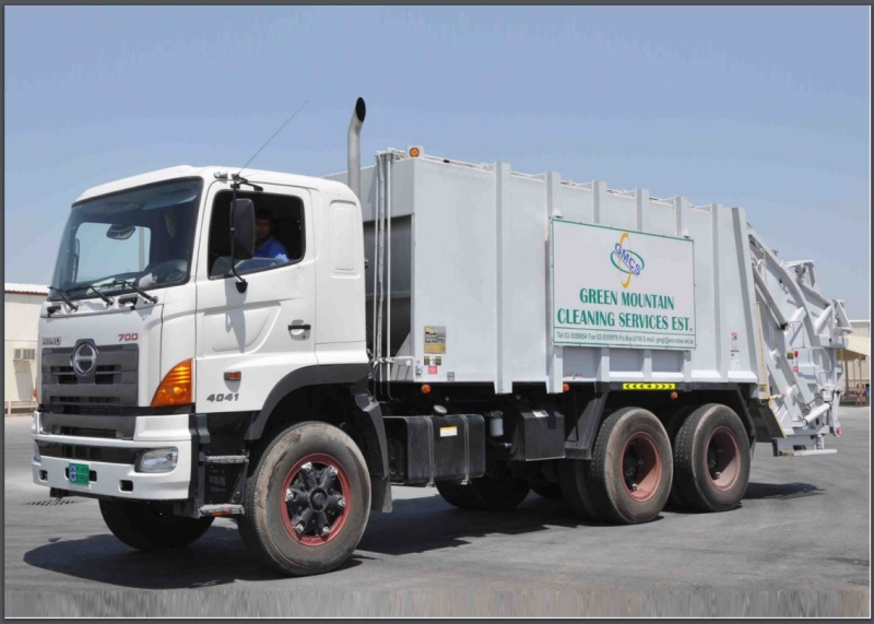 Transport Cleaning Services : Green mountains environment and transport services in abu