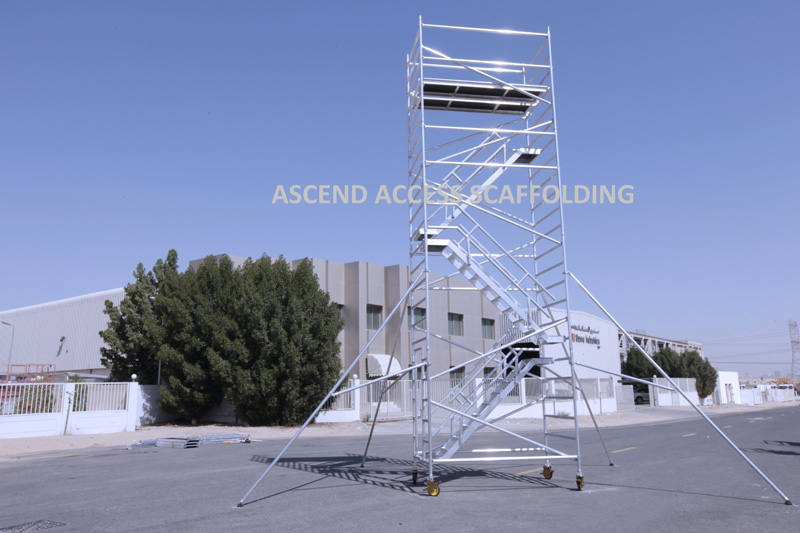 Scaffolding And Shuttering : Ascend access systems scaffolding llc in dubai