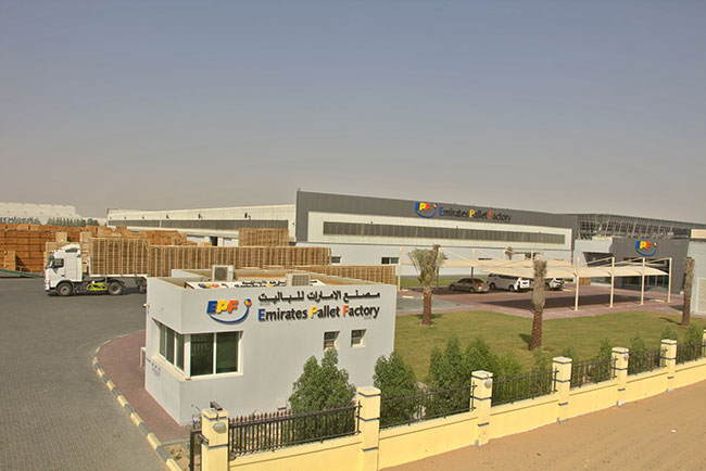 Emirates Pallet Factory Llc In Dubai