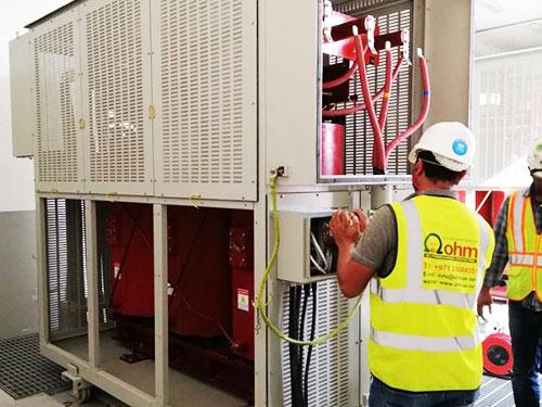 Ohm Electromechanical Contracting In Abu Dhabi