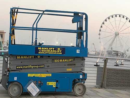 Manlift Middle East LLC in Dubai