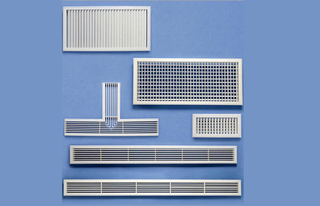 Airgrill Central Air Conditioning Accessories Systems