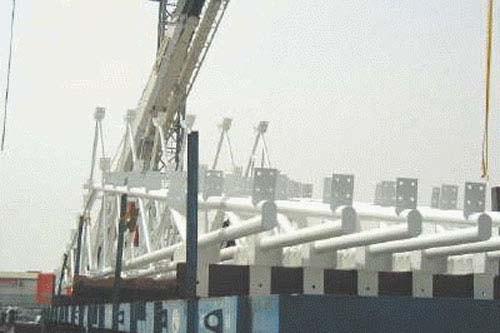 Galvanizing Services Est in Dubai