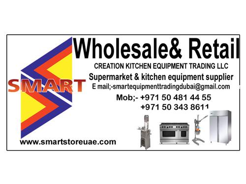 Smart Creation Kitchen Equipment Trading Llc In Dubai