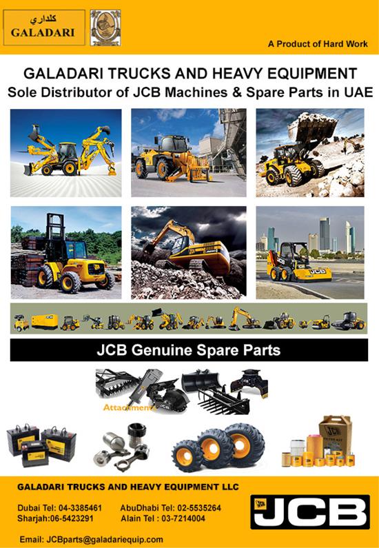 Galadari Trucks and Heavy Equipment Company Limited LLC in Dubai