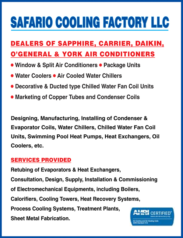 Chillers UAE | Chillers Suppliers & Maintenance UAE