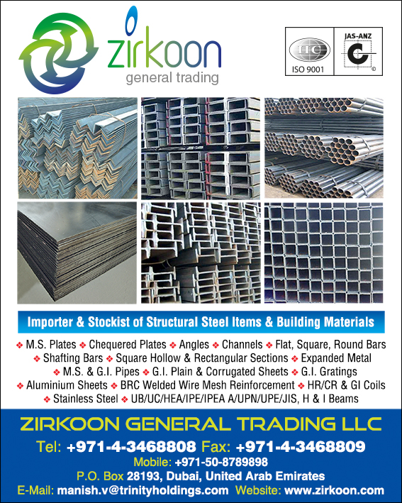 Zirkoon General Trading LLC in Dubai