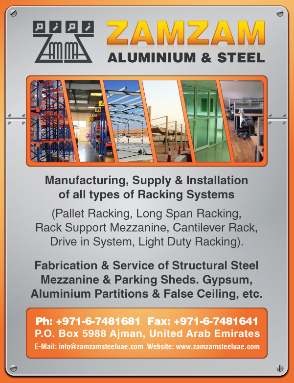 Aluminium Fabricators UAE | Aluminium Fabrication Companies UAE