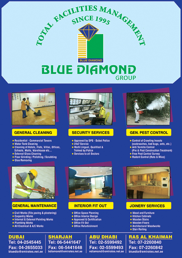 Building Maintenance Companies : Cleaning services uae building