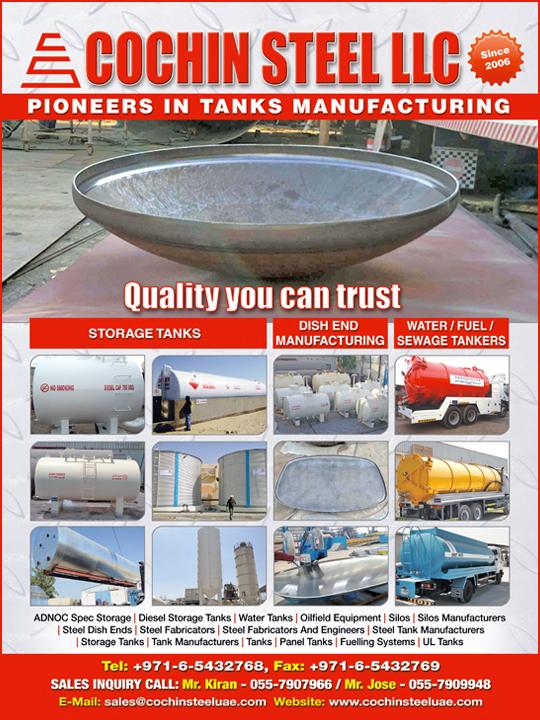 Steel Fabricators in UAE | Steel Fabrication Companies in UAE