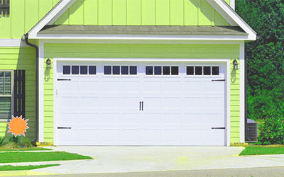garage doors for villa fixing and repair sharjah