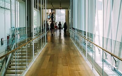 glass railing architecture balustrade sharjah