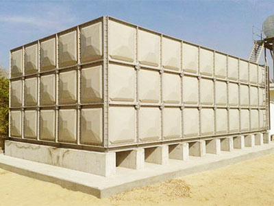 sectional grp tank in uae